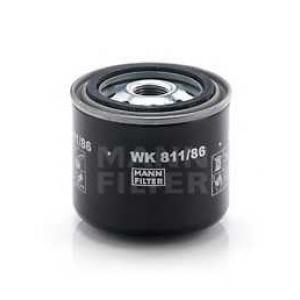 MANN WK 811/86 Фильтр топливный
