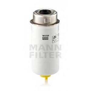 MANN-FILTER WK8158 Фильтр топл. FORD (пр-во MANN)