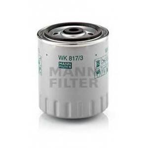 Топливный фильтр wk8173x mann - MERCEDES-BENZ 190 (W201) седан D 2.0 (201.122)