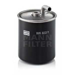 Топливный фильтр wk8221 mann - MERCEDES-BENZ M-CLASS (W163) вездеход закрытый ML 270 CDI (163.113)