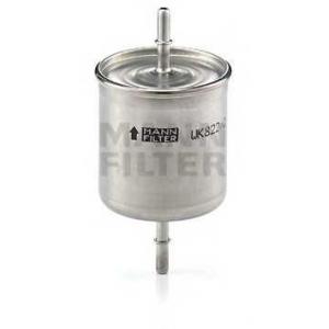 MANN WK 822/2 Фильтр топливный