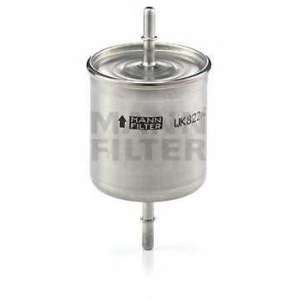 MANN-FILTER WK822/2 Фильтр топливный (пр-во MANN)