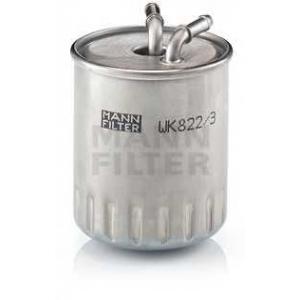 MANN WK822/3 Фільтр паливний