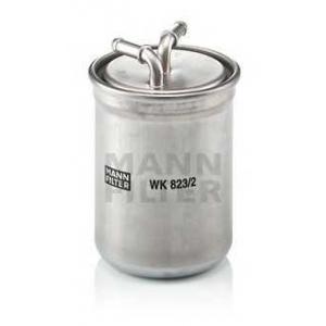 MANN WK 823/2 Фильтр топливный