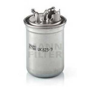 MANN WK 823/3 X Фильтр топливный