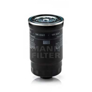 MANN-FILTER WK824/1 Фильтр топливный (пр-во MANN)