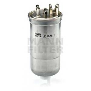 MANN WK829/1x WK829/1x Фільтр палива MANN (шт.)