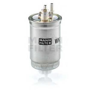 MANN WK 829/2 Фильтр топливный MANN
