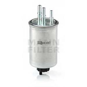 MANN WK 829/3 Фильтр топливный