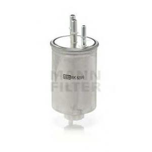 Топливный фильтр wk8296 mann - SSANGYONG KYRON вездеход закрытый 2.7 Xdi