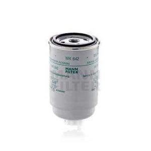 MANN-FILTER WK842 Фильтр топл. (пр-во MANN)
