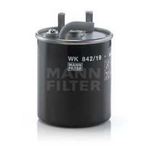 Топливный фильтр wk84219 mann - JEEP GRAND CHEROKEE II (WJ, WG) вездеход закрытый 2.7 CRD 4x4