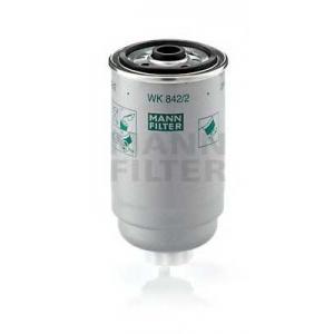MANN-FILTER WK842/2 Фильтр топл. IVECO EUROCARGO (TRUCK) (пр-во MANN)