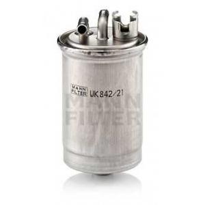 Топливный фильтр wk84221x mann - AUDI A6 (4F2, C6) седан 2.0 TDI