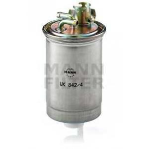 wk8424 mann Топливный фильтр VW POLO Наклонная задняя часть 1.3 D
