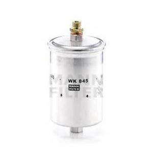 MANN-FILTER WK845 Фильтр топливный (пр-во MANN)