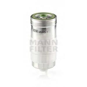 MANN WK 845/1 Фильтр топливный MANN