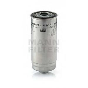 MANN WK 845/9 Фильтр топливный Renault Mascott