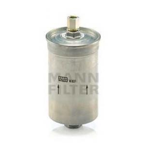 MANN WK 853/1 Фильтр топливный