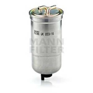 MANN WK 853/16 Фильтр топливный
