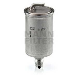 Топливный фильтр wk85317 mann - AUDI A4 (8EC, B7) седан 3.0 TDI quattro