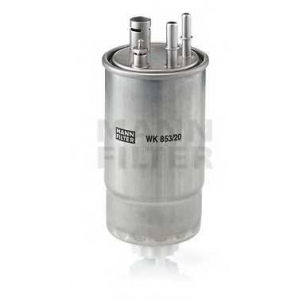 Топливный фильтр wk85320 mann - FIAT PUNTO / GRANDE PUNTO (199) Наклонная задняя часть 1.3 D Multijet