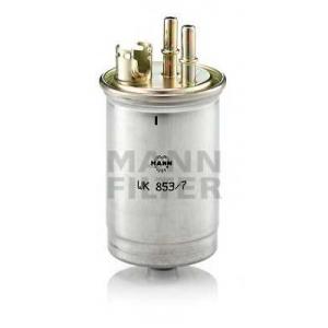 Топливный фильтр wk8537 mann - FORD FOCUS (DAW, DBW) Наклонная задняя часть 1.8 Turbo DI / TDDi