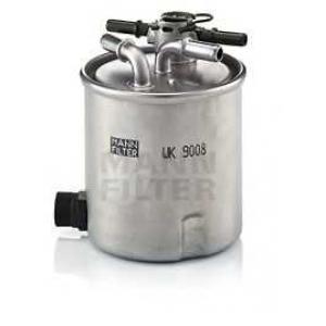 Топливный фильтр wk9008 mann - RENAULT LOGAN (LS_) седан 1.5 dCi