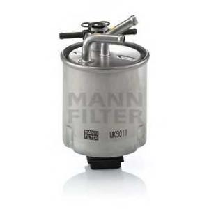 Топливный фильтр wk9011 mann - NISSAN NAVARA (D40) пикап 2.5 dCi 4WD