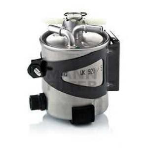 Топливный фильтр wk9205 mann - RENAULT SC?NIC II (JM0/1_) вэн 1.5 dCi (JM1F)