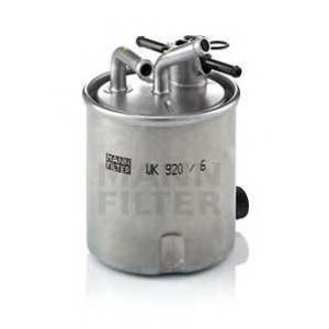 MANN WK 920/6 Фильтр топливный