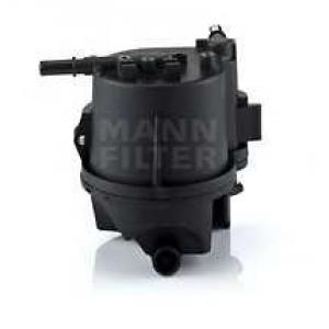 MANN-FILTER WK939 Фильтр топливный (пр-во MANN)