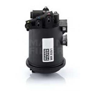 MANN-FILTER WK939/1 Фильтр топливный (пр-во MANN)