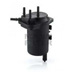 MANN WK 939/7 Фильтр топливный MANN
