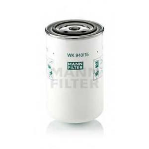 Топливный фильтр wk94015 mann - RENAULT TRUCKS Premium  Route 385.19,400.19