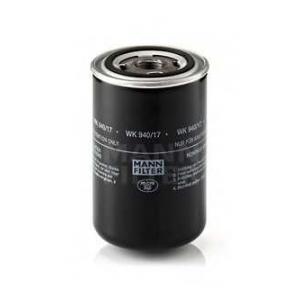 MANN-FILTER WK940/17 Fuel filter