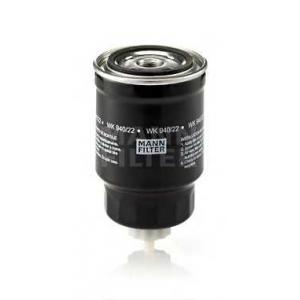MANN WK 940/22 Фильтр топливный MANN