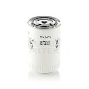 MANN WK 940/5 Фильтр топливный Case, Claas, Deutz, John Deere, Massey Ferguson