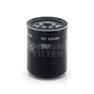 MANN WP920/80 Масляный фильтр
