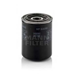 Масляный фильтр wp92882 mann - NISSAN SUNNY III (N14) седан 2.0 D
