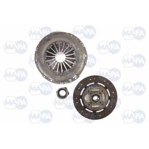 MA-PA 000255000 Сцепление FORD TRANSIT 2.4 TDdi 16V 01.00-04.02 (пр-во Ma-pa)