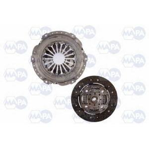 MA-PA 006200709 Сцепление OPEL ASTRA G 1.6i, 1.6i 16V, 1.6i GNV 16V, 1.6i Twinport 16V 02.98-  (пр-во Ma-pa)