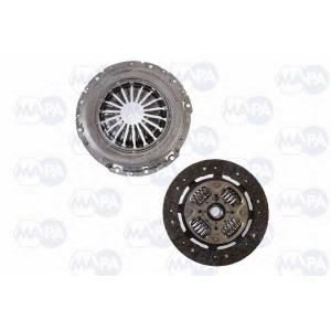 MA-PA 006240509 Комплект сцепления OPEL VIVARO   1,9 TDI 01- (Пр-во MA-PA)