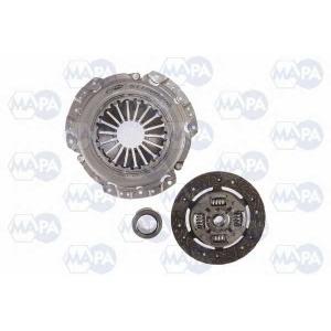 MA-PA 010200400 Комплект сцепления DAEWOO LANOS 1.5i  A15SMS 09.97- (Пр-во MA-PA)