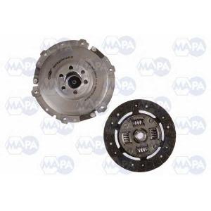 MA-PA 019200009 Сцепление VOLKSWAGEN CADDY II 1.7 Sdi,1.9 D, 1.9 SDI   (пр-во Ma-pa)