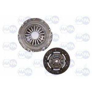 MA-PA 022200709 Комплект сцепления DACIA DUSTER 1.6 16V 10-, LOGAN 1.6 16V 07- (Пр-во MA-PA)