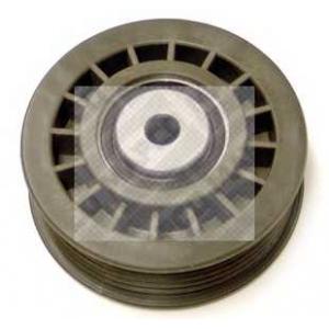 MAPCO 23963 Натяжной ролик, поликлиновой  ремень