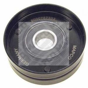 MAPCO 24890 Паразитный / ведущий ролик, поликлиновой ремень