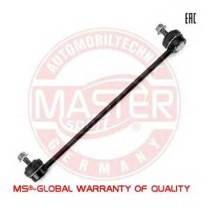 MASTER SPORT 30668-PCS-MS Стойка переднего стабилизатора правая 207/208/301