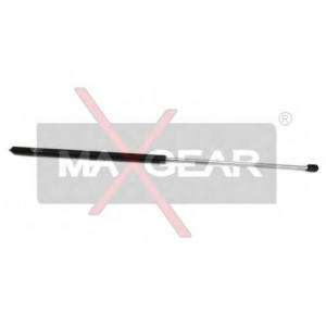 MAX GEAR 12-0036 Аммортизатор капота 410Nm
